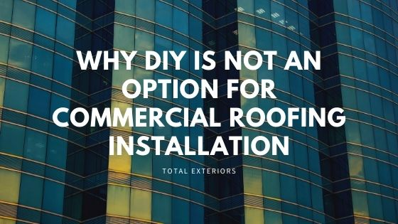 Commercial Roofing Installation (Blog Cover)